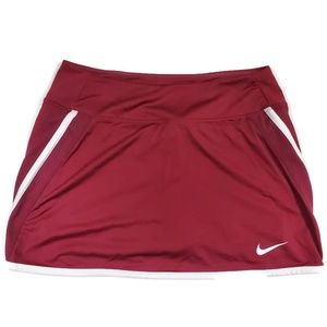 Nike Dri-Fit Tennis Skirt Active Wear Size Small
